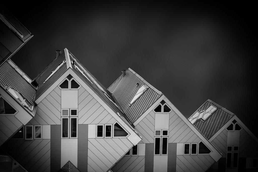 Kubuswoningen van Piet Blom